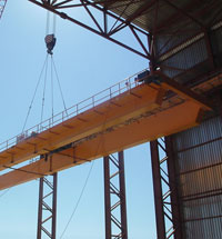 Supply of Electric Overhead Travelling Crane